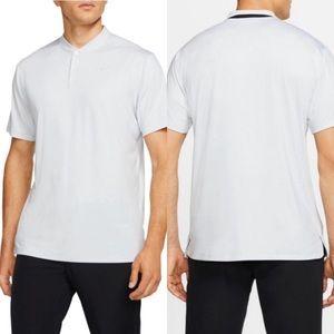 Nike Dri-FIT Vapor Blade Collar Golf Polo Shirt